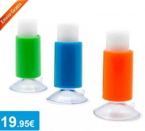 Pack 10 lámparas LED con ventosas - Oferlandia.com