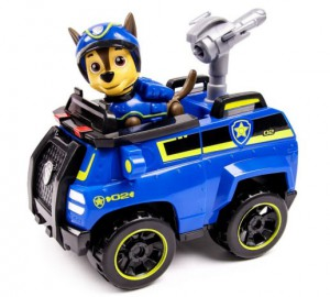Patrulla Canina - Vehículo de policía de Chase - Oferlandia.com