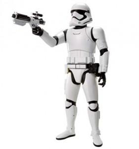 Figura Star Wars Stormtrooper - Oferlandia.com