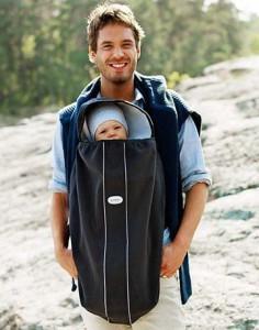Funda para mochila portabebé BabyBjörn - Oferlandia.com