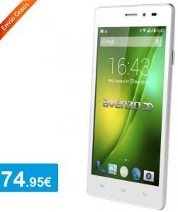 """Smartphone Xirius 5QC Pro 5"""" - Oferlandia.com"""