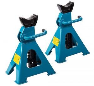 Caballetes mecánicos Silverline - Oferlandia.com