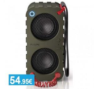 Altavoz Bluetooth Philips SB5200 - Oferlandia.com
