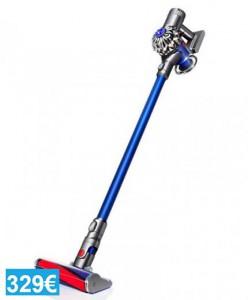 Aspiradora sin Bolsa Dyson V6 Fluffy - Oferlandia.com