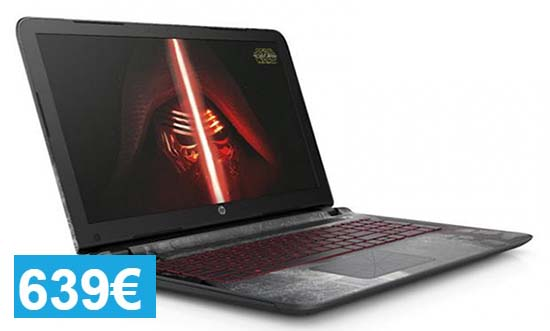 "HP Star Wars Special Edition 15.6"" - Oferlandia.com"
