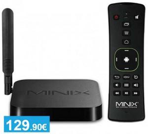 Minix Neo X8-H Plus Android PC + A2 Lite - Oferlandia.com
