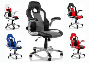 Silla Racing Sports - Oferlandia.com