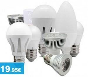 Pack Iluminación LED - Oferlandia.com