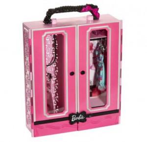 Armario Style con accesorios de Barbie - Oferlandia.com