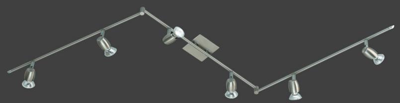Lámpara de techo halógena - Oferlandia.com