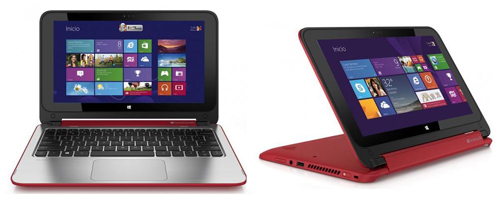 """Portátil HP Pavilion X360 11.6"""" Táctil - Oferlandia.com"""