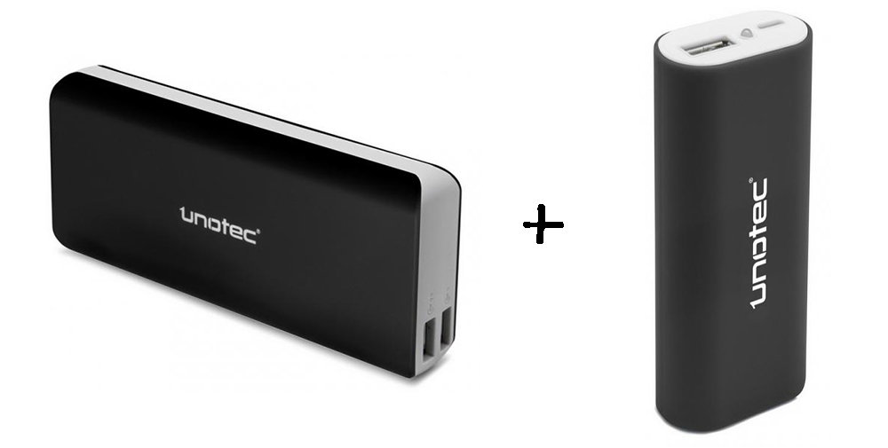 Power Bank XXL2 10400 mAh + 4Power 4000 mAh - Oferlandia.com