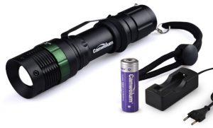 Linterna Canwelum LED Cree alta potencia - Oferlandia.com